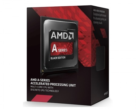AMD A6-7470K 2 cores 3.7GHz (4.0GHz) Radeon R5 Black Edition Box