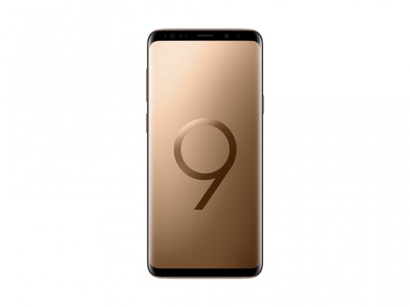 Samsung Galaxy S9 PLUS DS Gold