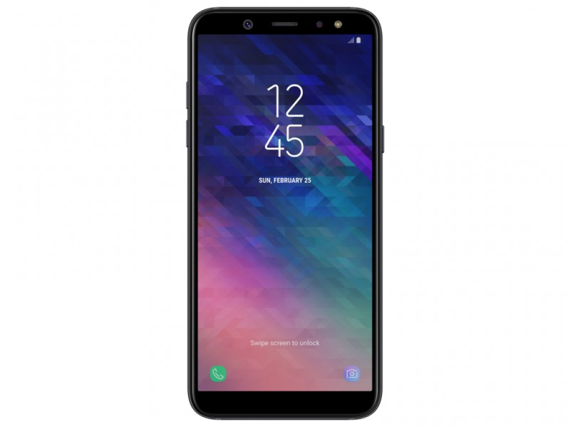 Samsung Galaxy A6 DS Black