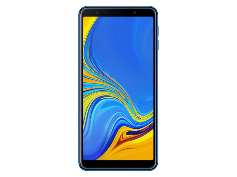 Samsung Galaxy A7 DS Blue