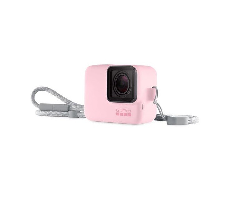 GoPro Sleeve & Lanyard (Pink) (ACSST-004)