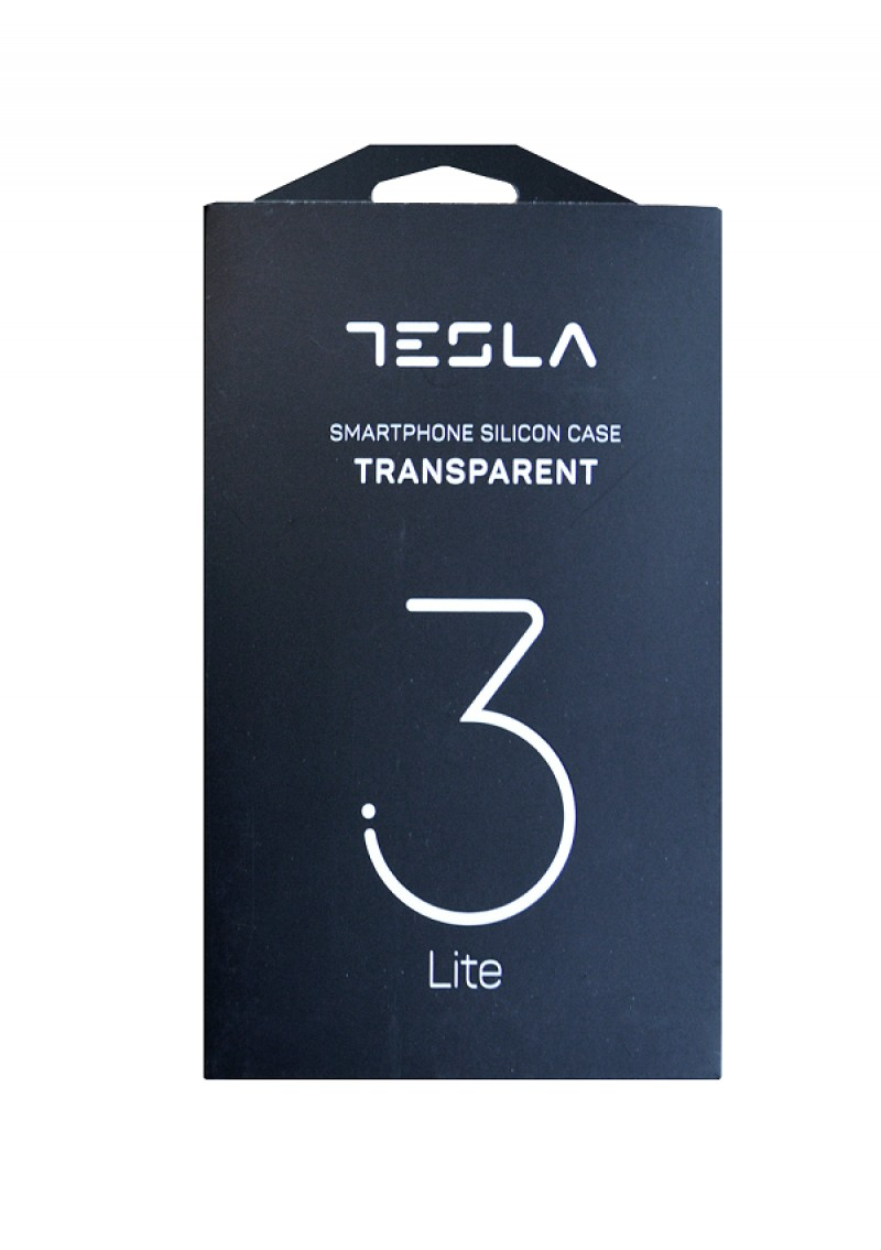 Tesla transparent silicon cover for 3.1 Lite  and 3.2 Lite