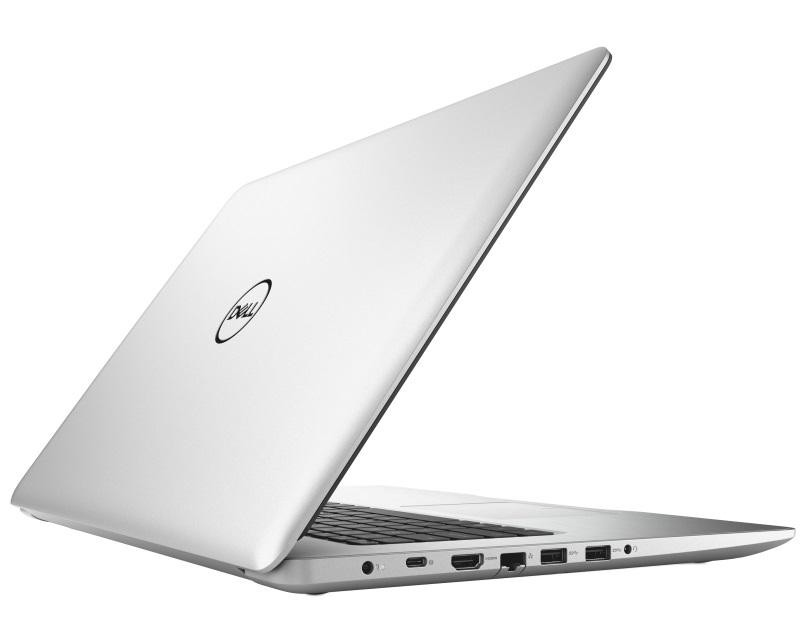 DELL Inspiron 17 (5770) 17.3 FHD Intel Core i3-7020U 2.3GHz 4GB 1TB Backlit ODD srebrni Ubuntu 5Y5B