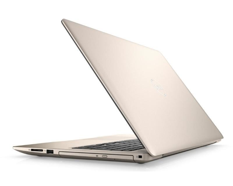 DELL Inspiron 15 (5570) 15.6 FHD Intel Core i3-7020U 2.3GHz 4GB 1TB AMD Radeon 530 2GB Backlit ODD Rose Gold Ubuntu 5Y5B