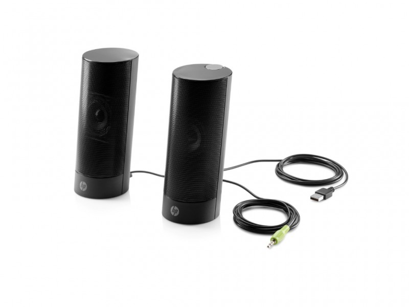 HP USB Business Speakers Black (N3R89AA)