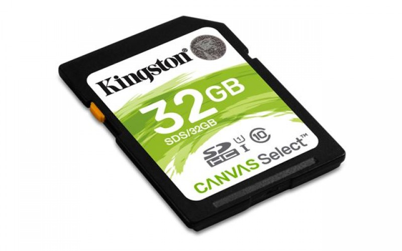SD CARD 32GB KINGSTON SDS32GB