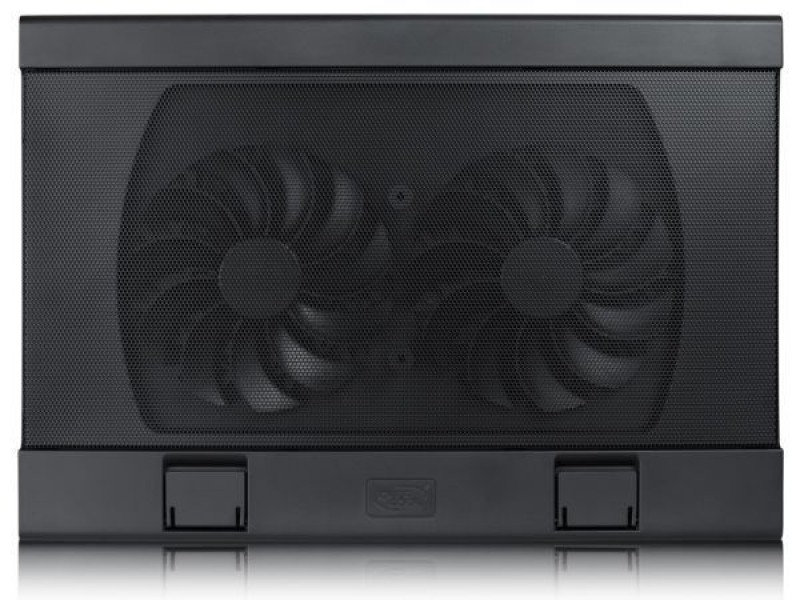 DeepCool WINDPALFS Hladnjak za laptop 15,6/17 2xUSB 2x140mm.Fan 700~1200rpm 115CFM 21DB. (postolje)