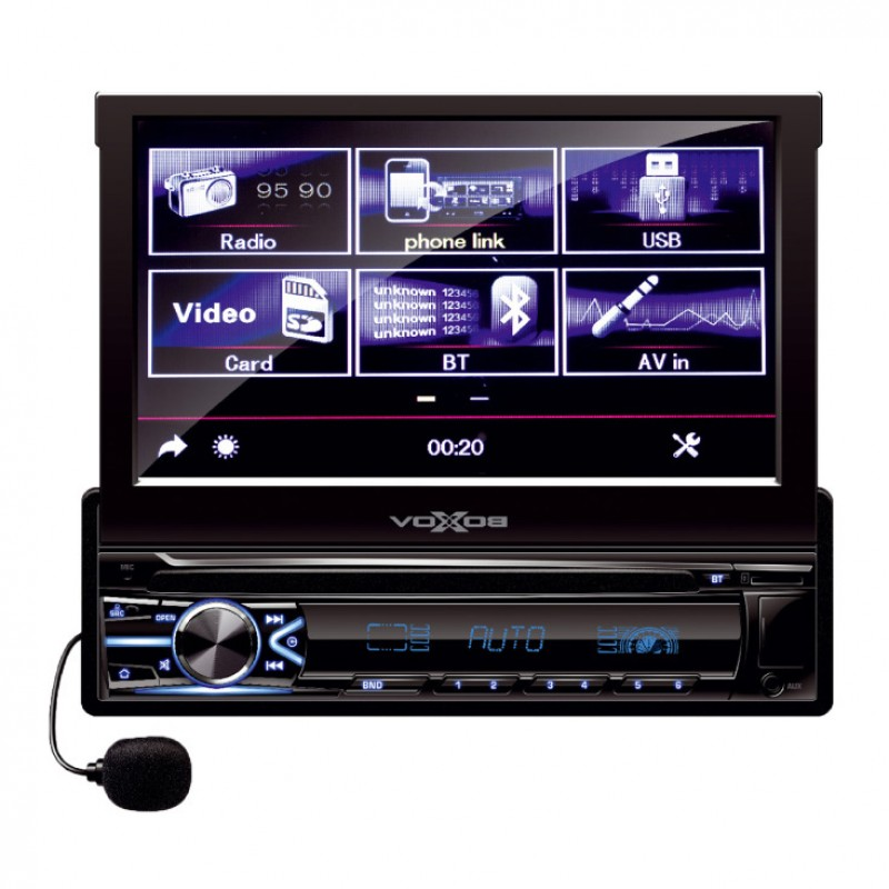 Auto radio sa video plejerom VB-X800