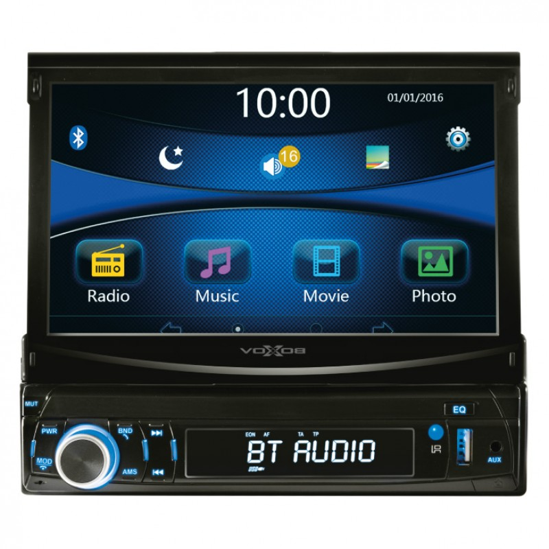Auto radio sa video plejerom VB-X700