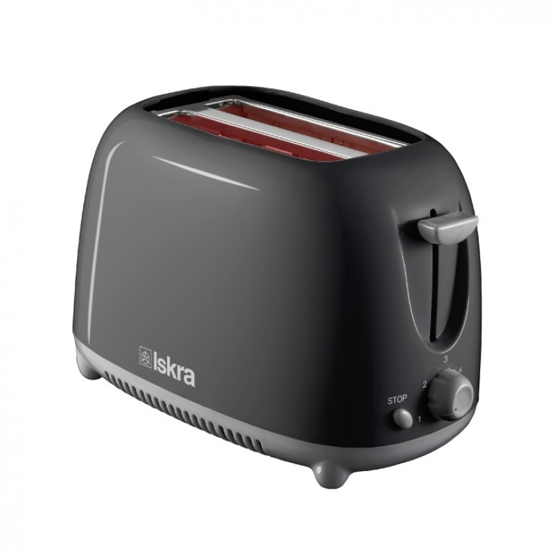 ISKRA toster 750W THT-8866-BL