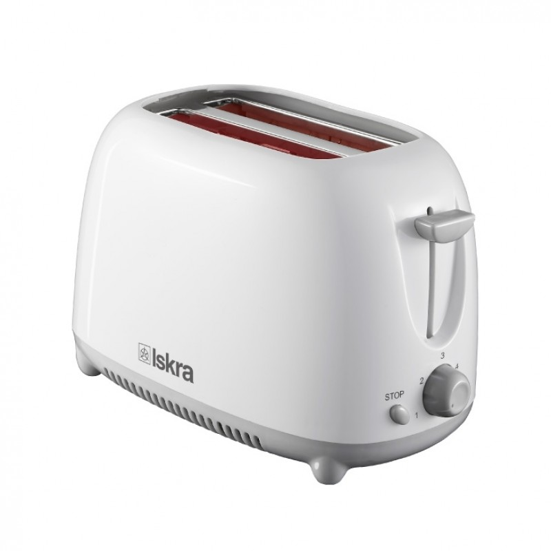 ISKRA toster 750W THT-8866-WH