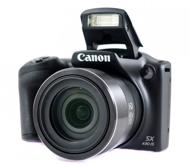 Kamera Canon PowerShot SX430IS BK