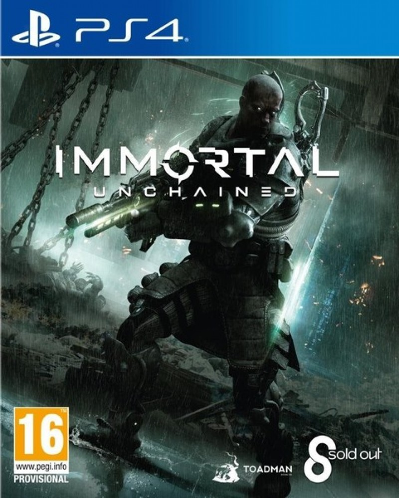 Soldout Sales & Marketing PS4 Immortal: Unchained