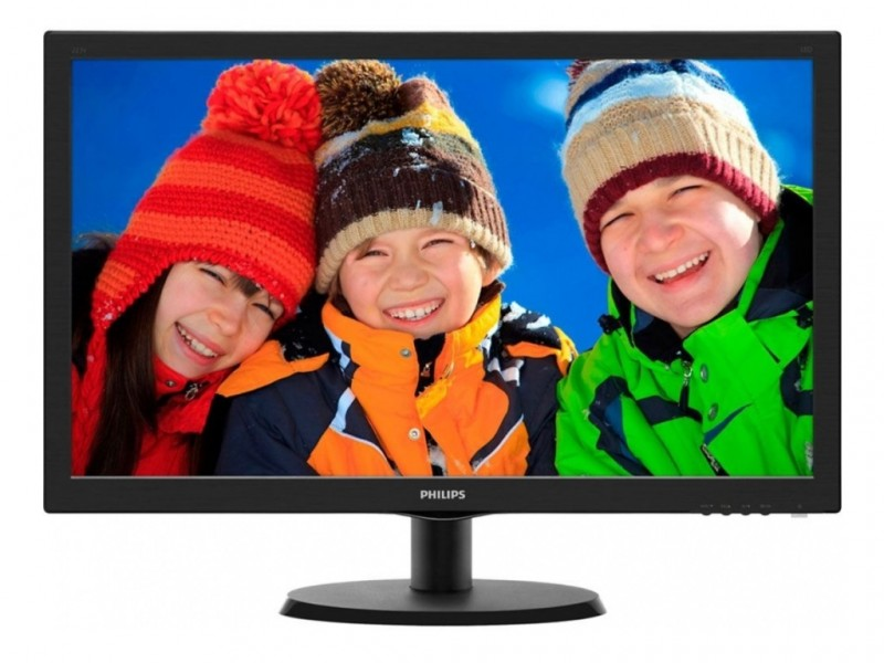 Philips LCD 21.5 223V5LHSB/00 Full HD VGA, HDMI (223V5LHSB/00)
