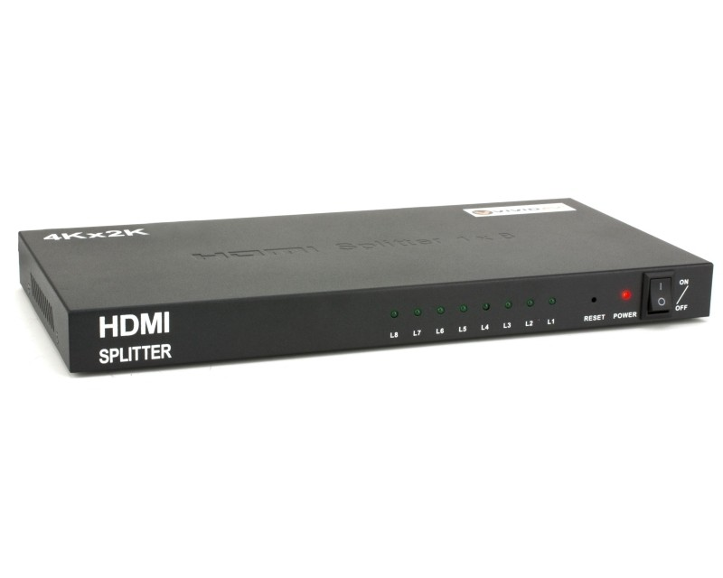 E-GREEN HDMI spliter 8x out 1x in 1080P