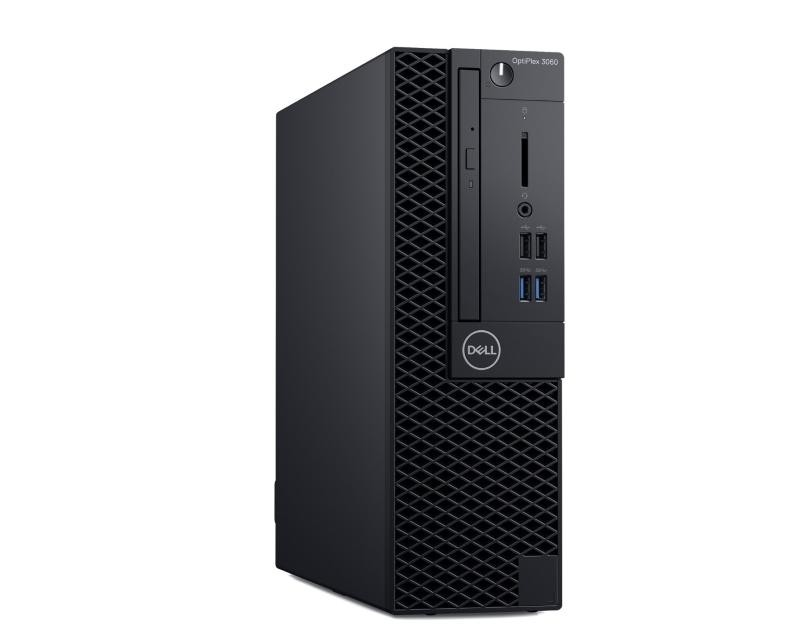 DELL OEM OptiPlex 3060 SF i3-8100 4GB 128GB SSD DVDRW Win10Pro64bit 3yr NBD