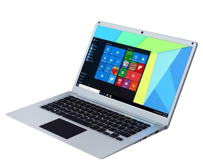 NJOY Ediam 14.1 FHD Intel N4000 Dual Core 1.10GHz (2.6GHz) 4GB 32GB SSD 1TB Windows 10 Home 64bit sivi