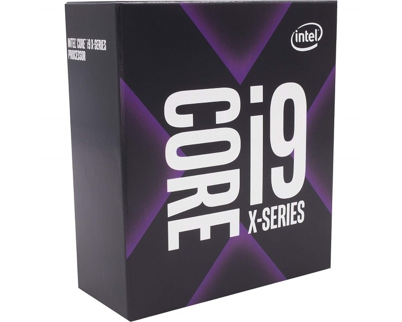 INTEL Core i9-9900X 10-Core 3.5GHz (4.40GHz) box