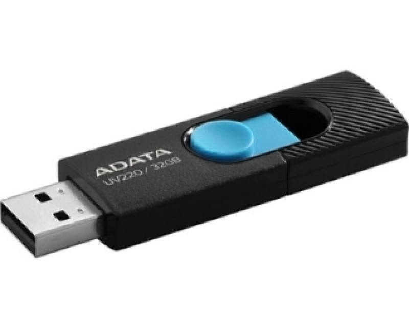 A-DATA 32GB 2.0 AUV220-32G-RBKBL crno plavi