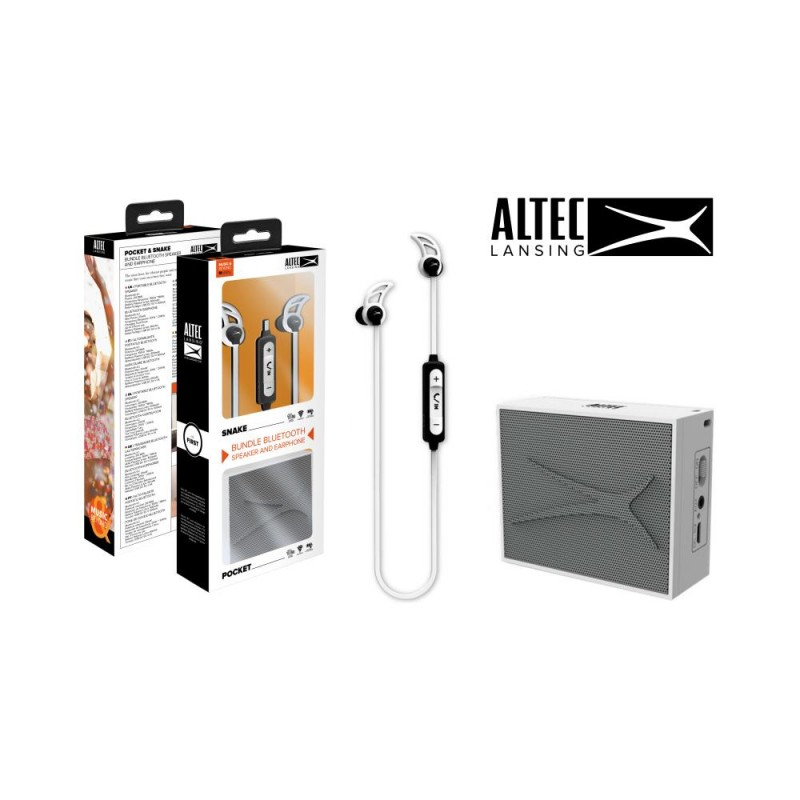 Altec Snake+ Pocket White ( 7601225 )