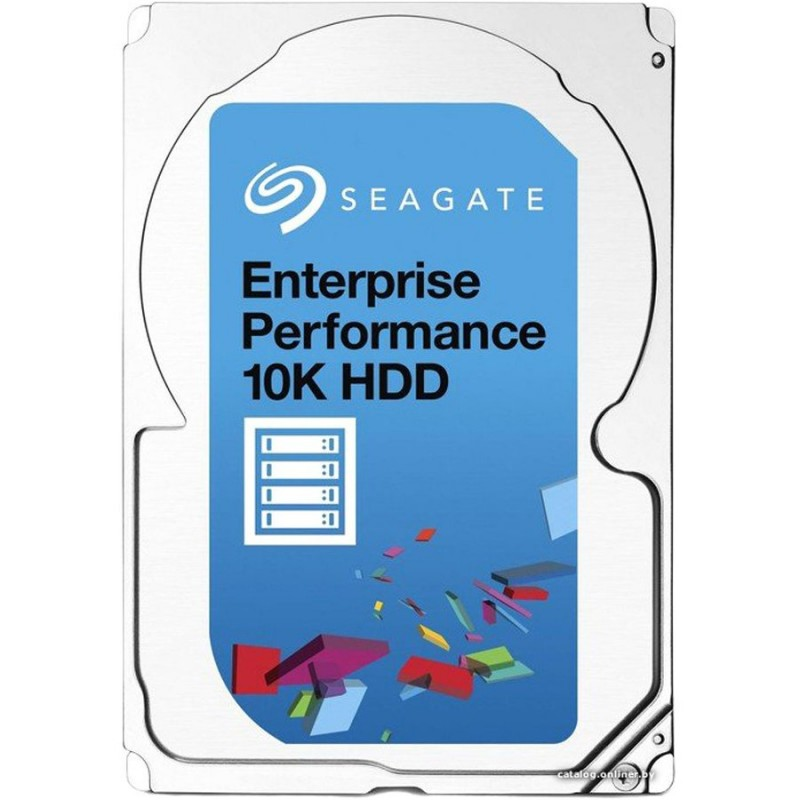 SEAGATE HDD Server Exos 10E300 512N (2.5 300GB SAS 12Gb s 10000 rpm)
