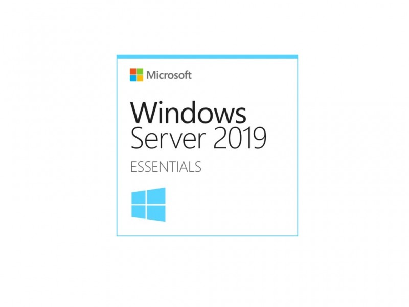 Windows Server Essentials 2019 64Bit Eng 1pk DSP OEI DVD 1-2CPU (G3S-01299)