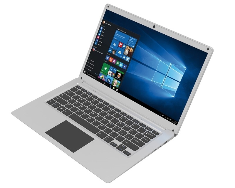 MEDIACOM SmartBook SB145 14.1 Intel N3350 Dual Core 1.10GHz (2.40GHz) 4GB 32GB Windows 10 Home 64bit srebrni