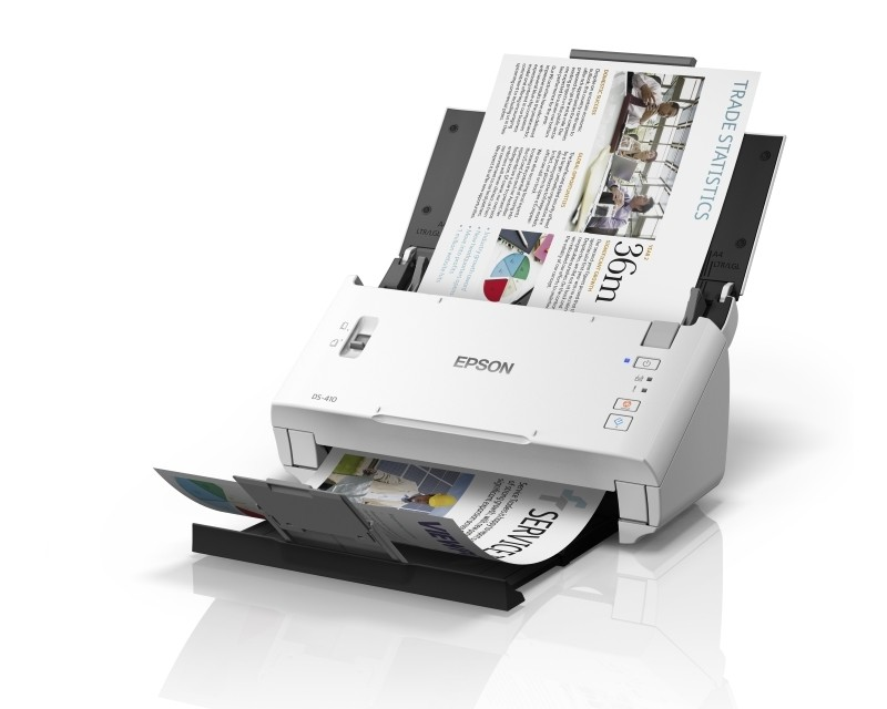 EPSON WorkForce DS-410 A4 prenosni skener