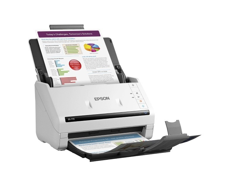 EPSON WorkForce DS-770 A4 skener