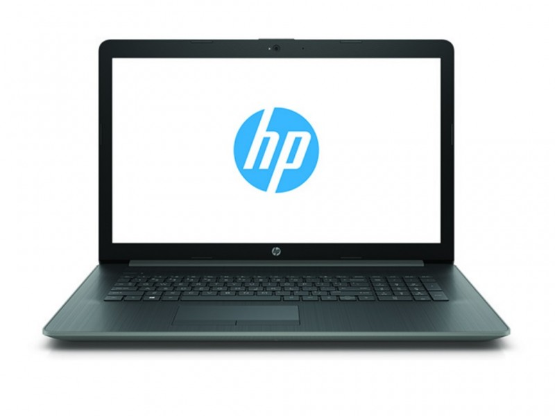 HP 17-by0014nm i7-8550U 17.3FHD AG IPS 16GB 256GB SSD Radeon 530 4GB DVD FreeDOS Gray (4RP01EA)
