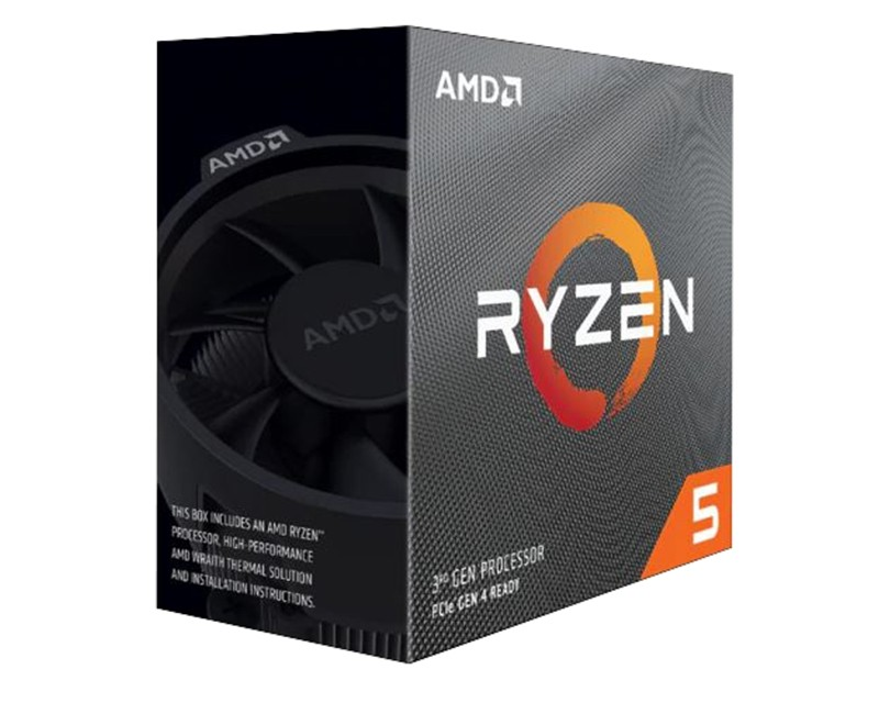 AMD Ryzen 5 3600 6 cores 3.6GHz (4.2GHz) Box