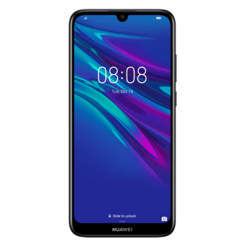 Huawei Y6 2019 Crna DS