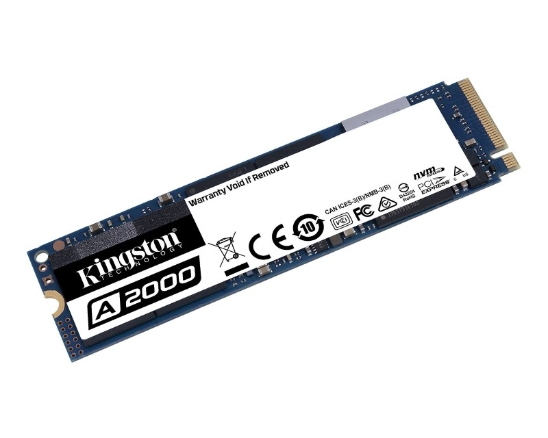 KINGSTON 250GB M.2 NVMe SA2000M8 250G SSD A2000 series