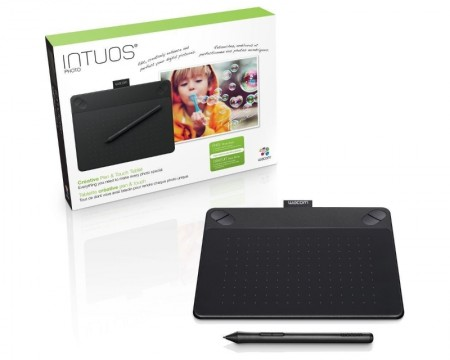 WACOM Grafička tabla Intuos Photo PT S crna (CTH-490PK-N)
