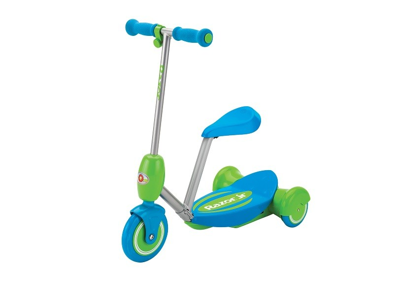 Lil Es Electric ScooterSeated - Blue (20173640)