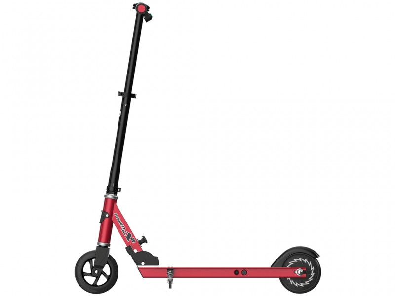 Razor Power A2 Electric Scooter Red (13173812)