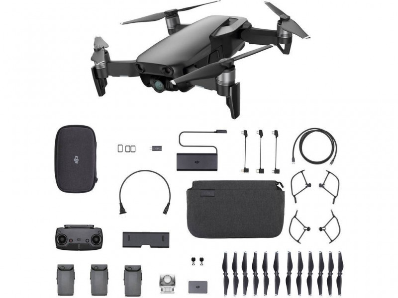 MAVIC AIR Fly More Combo (EU) Onyx Black (B201908076839)