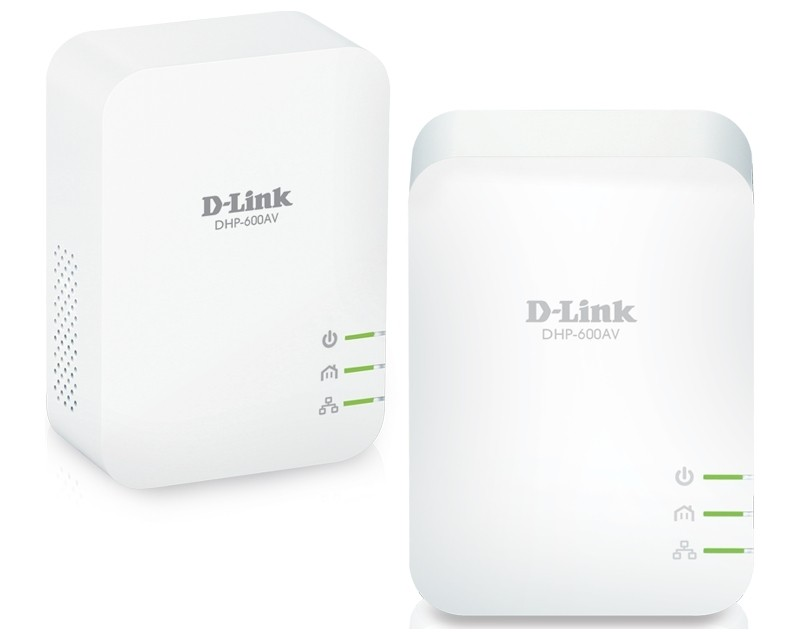 D-LINK DHP-601AV PowerLine AV2 1000 mrežni starter kit