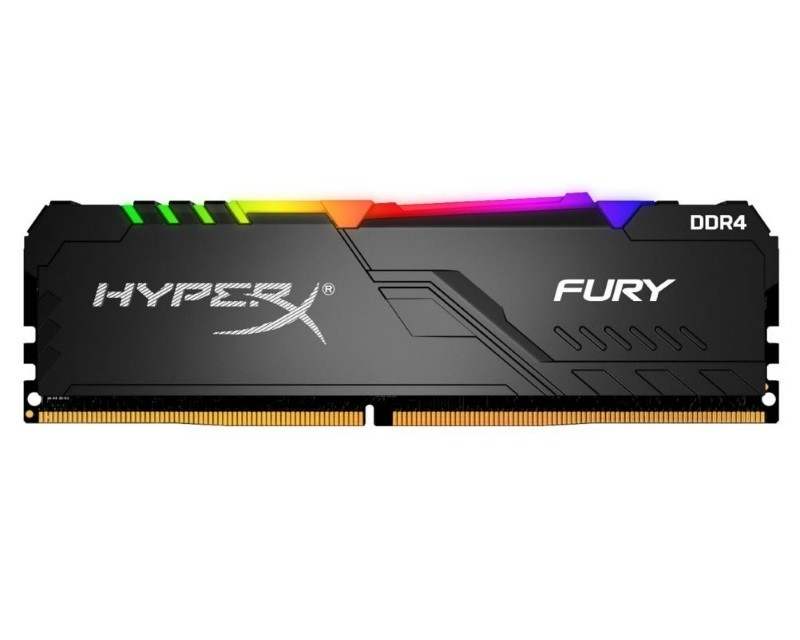 KINGSTON DIMM DDR4 8GB 2666MHz HX426C16FB3A 8 HyperX Fury RGB