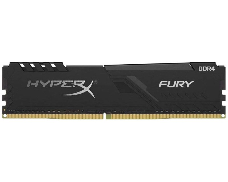 KINGSTON DIMM DDR4 4GB 2400MHz HX424C15FB3 4 HyperX Fury Black