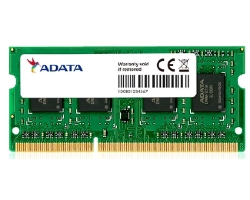 A-DATA SODIMM DDR3 8GB 1600MHz ADDS1600W8G11-B