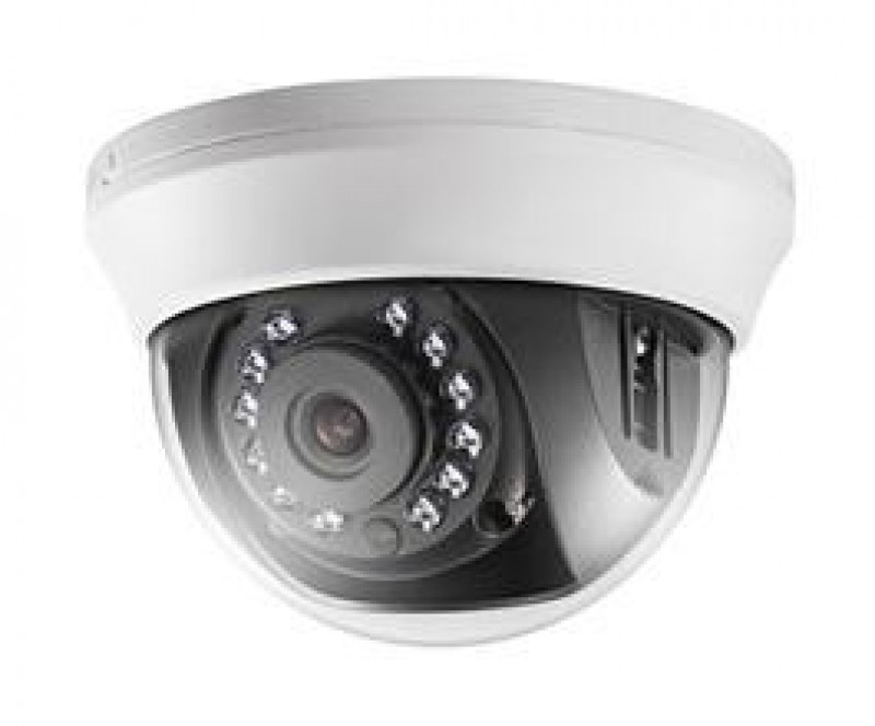 Kamera HD Dome 2.0Mpx 3.6mm HikVision DS-2CE56D0T-IRMMF 4in1