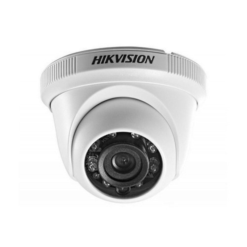 Kamera HD Dome 4in1 1.0Mpx 3.6mm HikVision DS-2CE56C0T-IRPF