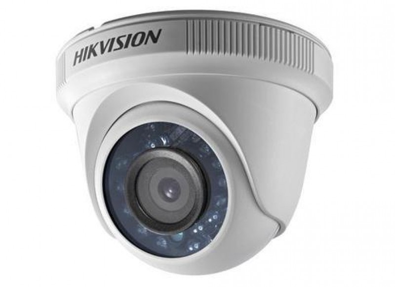 Kamera HD Dome 4in1 1.0Mpx 2.8mm HikVision DS-2CE56C0T-IRPF
