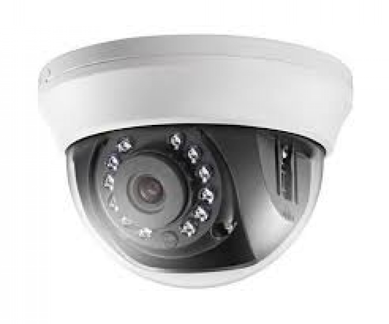 Kamera HD Dome 4in1 1.0Mpx 2.8mm HikVision DS-2CE56C0T-IRmmF