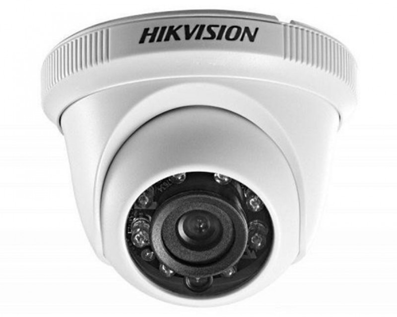 Kamera HD Dome TVI 1Mpx 2.8mm HikVision DS-2CE56C0T-IRM