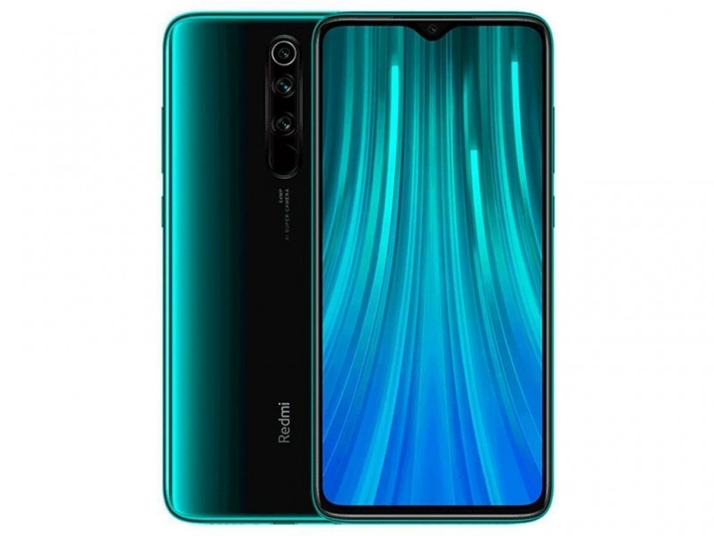 Xiaomi Redmi Note 8 Pro 64GB Forest Green (MZB8619EU)