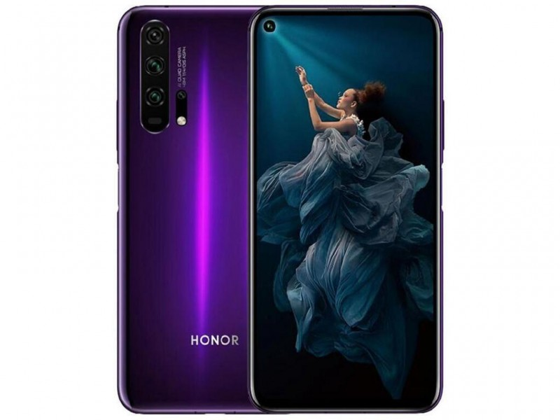 Honor 20 Pro 256GB Phantom Black (51093VFL)