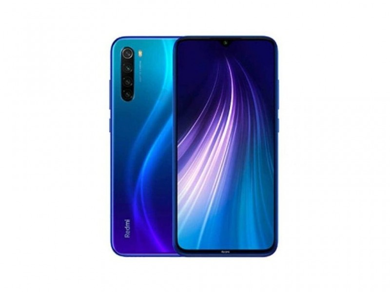Xiaomi Redmi Note 8T 64GB Starscape Blue (MZB8479EU)