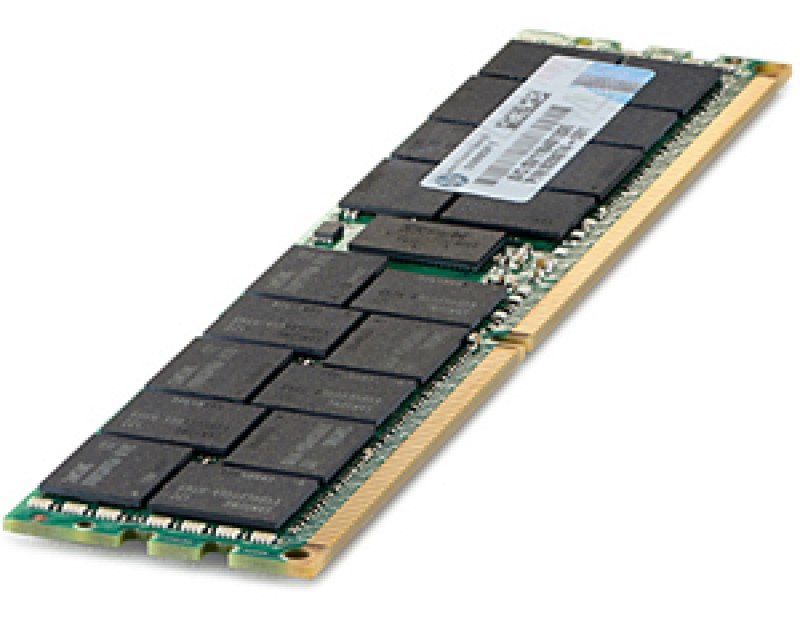 HP 8GB (1x8GB) Dual Rank x4 PC3-14900R (DDR3-1866) Registered CAS-13 Memory Remarket Kit (708639R-B21)